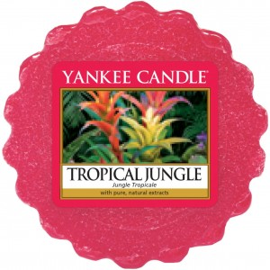 Yankee Candle wosk Tropical Jungle tropikalne owoce