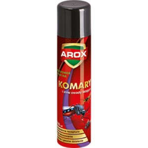 Spray muchozol na komary 300ml AROX