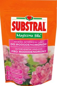 Nawoz do rododendronów 350g SUBSTRAL Magiczna Siła