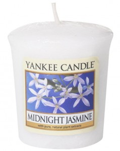 Świeca Midnight Jasmine sampler Yankee Candle
