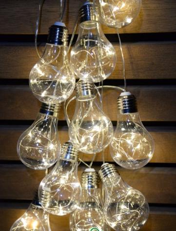 Lampa Na Baterie Do Altany
